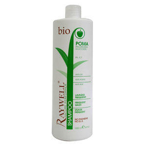 Shampoo Lavaggi Frequenti Bio Nature Poma Raywell 1000 ml.
