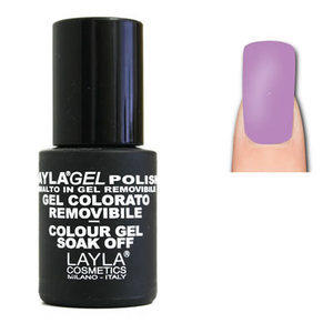 LaylaGel Color Gel Colorato Polish nr. 169 Light Fluo Violet