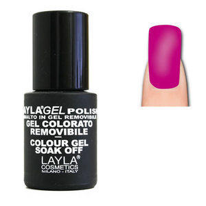 LaylaGel Color Gel Colorato Polish nr. 173 Real Fuchsia