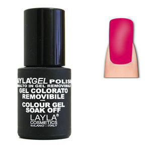 LaylaGel Color Gel Colorato Polish nr. 174 Heat Up Pink
