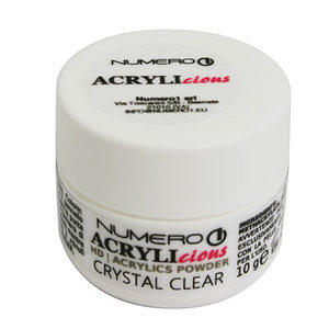 Acry Polvere Acrilica Cristal Clear 10 g