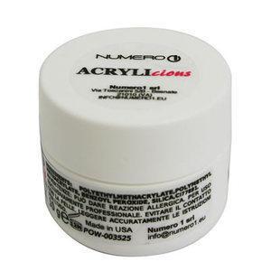 Acry Polvere Acrilica Natural Pink 10 gr