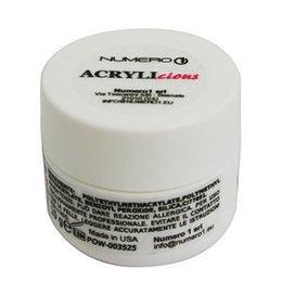 Acry Polvere Acrilica Natural Pink 10 g