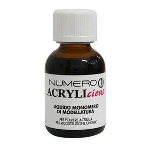 Acrylicious Liquido Monomero di Modellatura Numero1 50 ml