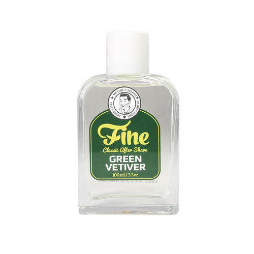 After Shave Green Vetiver Fine 100 ml.