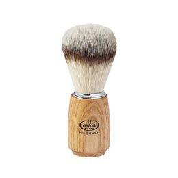 Pennello da barba in fibra sintetica HI-BRUSH Omega 46150