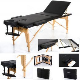 Lettino da massaggio RestPro Classic-3 Nero