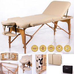 Lettino da massaggio RestPro Memory-3 Beige