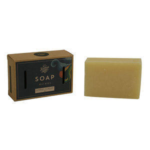 Saponetta Real Mans Bath Soap 160 gr The Handmade Soap
