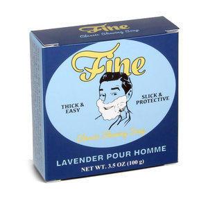 Fine Sapone da barba Lavender 100 gr