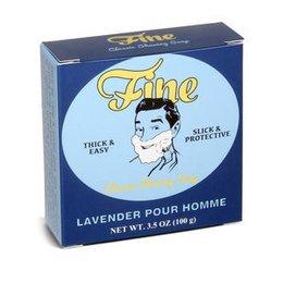 Sapone da barba Lavender Fine 100 gr.