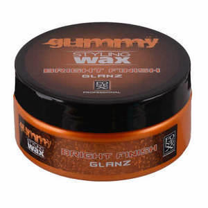 Gummy Styling Wax Bright Finish Fonex 150 ml