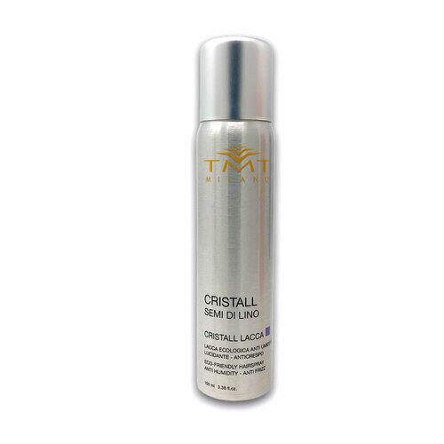 Cristall Lacca Semi di Lino Anti Crespo Tmt 100 ml