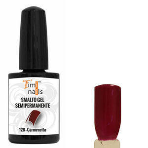 TN Smalto Gel Semipermanente nr. 128 Carmencita 14 ml.