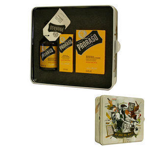 Beard Kit Vintage Wood And Spice Proraso 400690