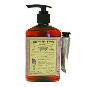 Dr.Finlay's Shower Gel 250ml + Crema Mani 10 ml Lavanda e Camomilla