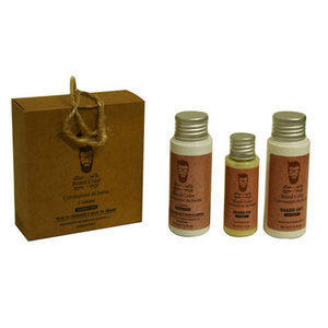 Kit Colorazione barba n° 6 Cubano Beard Color 60 + 60 + 30 ml.