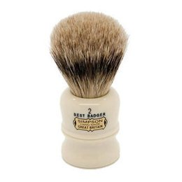 Pennello da Barba Duke D2 Best Badger Simpsons