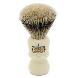 Pennello da Barba Emperor 2 Super Badger Simpsons