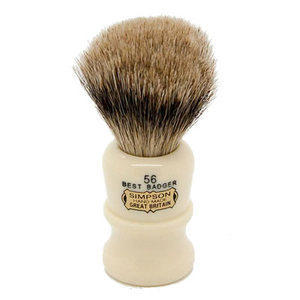 Pennello da Barba Fifty series 56 Best Badger Simpsons