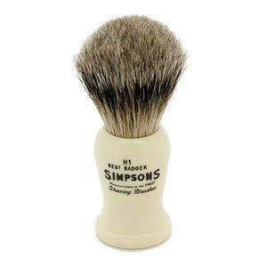 Pennello da Barba Harvard H1 Best Badger Simpsons