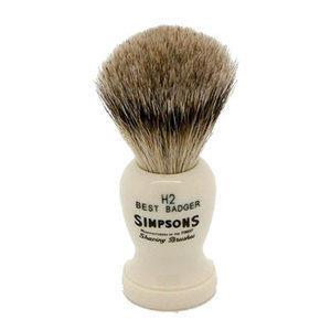 Pennello da Barba Harvard H2 Best Badger Simpsons