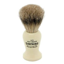 Pennello da Barba Harvard H3 Best Badger Simpsons