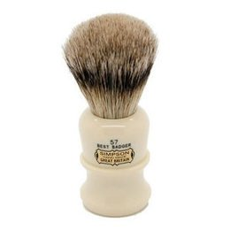 Pennello da Barba Fifty series 57 Best Badger Simpsons