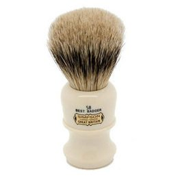 Pennello da Barba Fifty series 58 Best Badger Simpsons