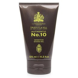 Truefitt & Hill Authentic Nº10 Gel da Rasatura 125 ml.