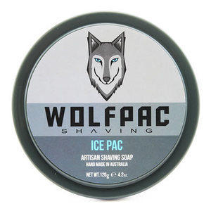 Sapone da barba Ice Pac Wolfpac 120 gr