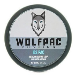 Wolfpac Sapone da barba Ice Pac 120 g.