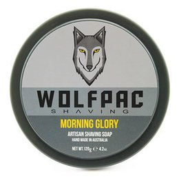 Wolfpac Sapone da barba Morning Glory 120 g.