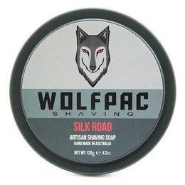 Wolfpac Sapone da barba Silk Road 120 g.