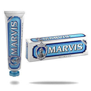 Dentifricio Marvis Aquatic Mint 85 ml Barba & Baffi Marvis