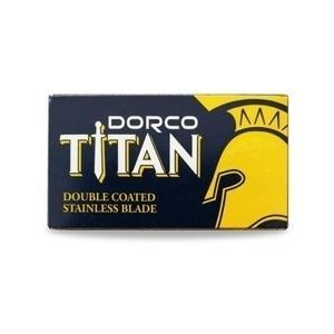 Le nuove Lamette da Barba Dorco Titan hanno una buonissima resa anche paragonate a lamette più blasonate.