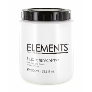 Crema Base Idratante Hydrater Creme Elements 1000 ml.