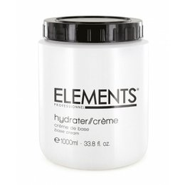 Hydrater Creme Crema Base Idratante Elements 1000 ml.