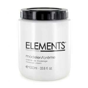 Crema Massaggio Viso Modeler Creme Elements 1000 ml.