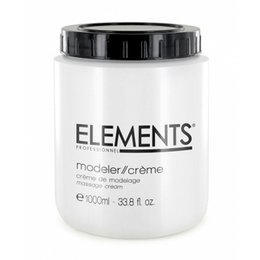 Modeler Creme Crema Massaggio Viso Elements 1000 ml.
