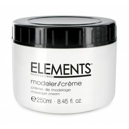 Modeler Creme Crema Massaggio Viso Elements 250 ml.