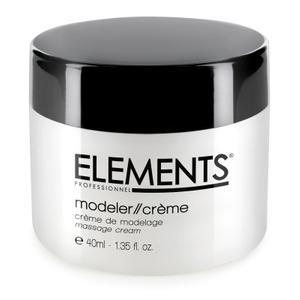 Modeler Creme Crema Massaggio Viso Elements 40 ml.