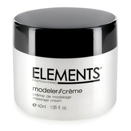 Modeler Creme Crema Massaggio Viso Elements 40 ml.