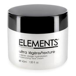 Ultra Legere Texture Crema Viso Idratazione Lunga Durata Elements 40 ml.