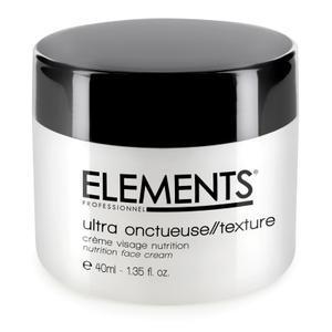 Crema Viso Ultra Acteuse Nutriente Notte Elements 40 ml.