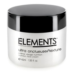 Ultra Onctueuse Texture Crema Viso Nutriente Notte Elements 40 ml.