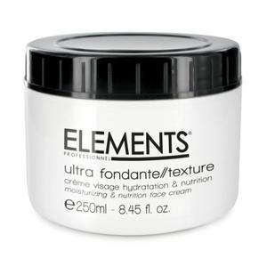 Ultra Fondante Texture crema viso idratazione e nutrizione Elements 250 Estetica Elements Professionnel