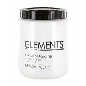 Gel Esfoliante Scrub Exfolier Gel Elements 1000 ml.