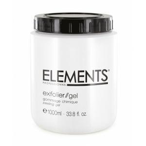 Exfolier Gel Gommage Esfoliante Scrub Elements 1000 ml.