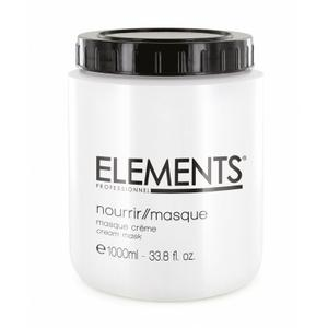 Maschera Cremosa Nourrir Masque Elements 1000 ml.